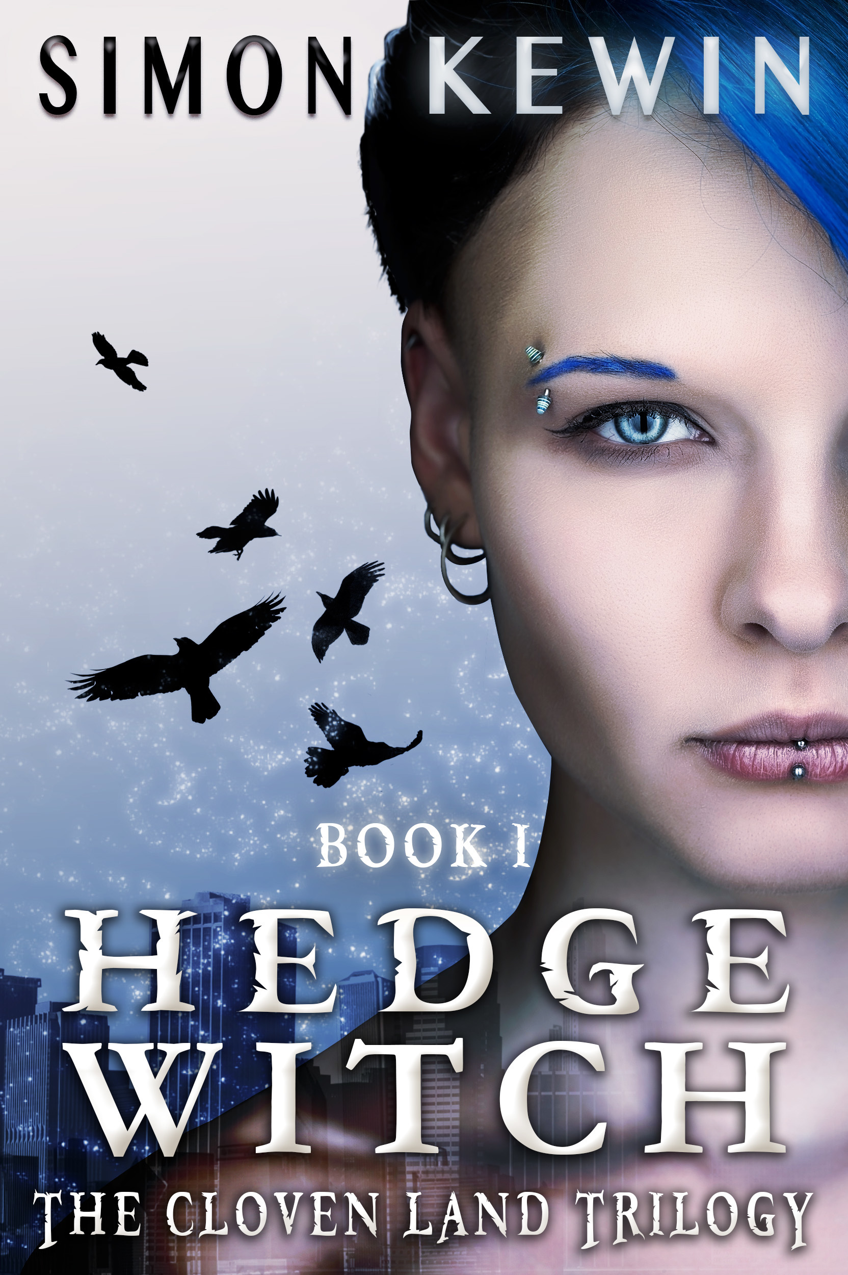 Hedge Witch (The Cloven Land Trilogy, Book 1)  by  Simon Kewin