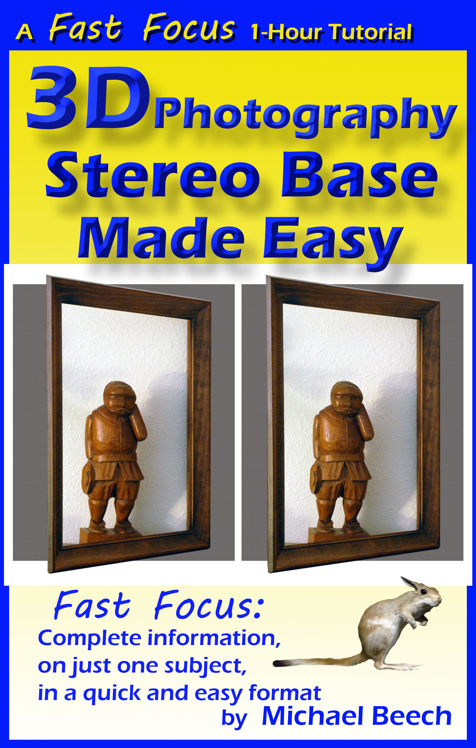 3D Photography Stereo Base Made Easy Michael Beech