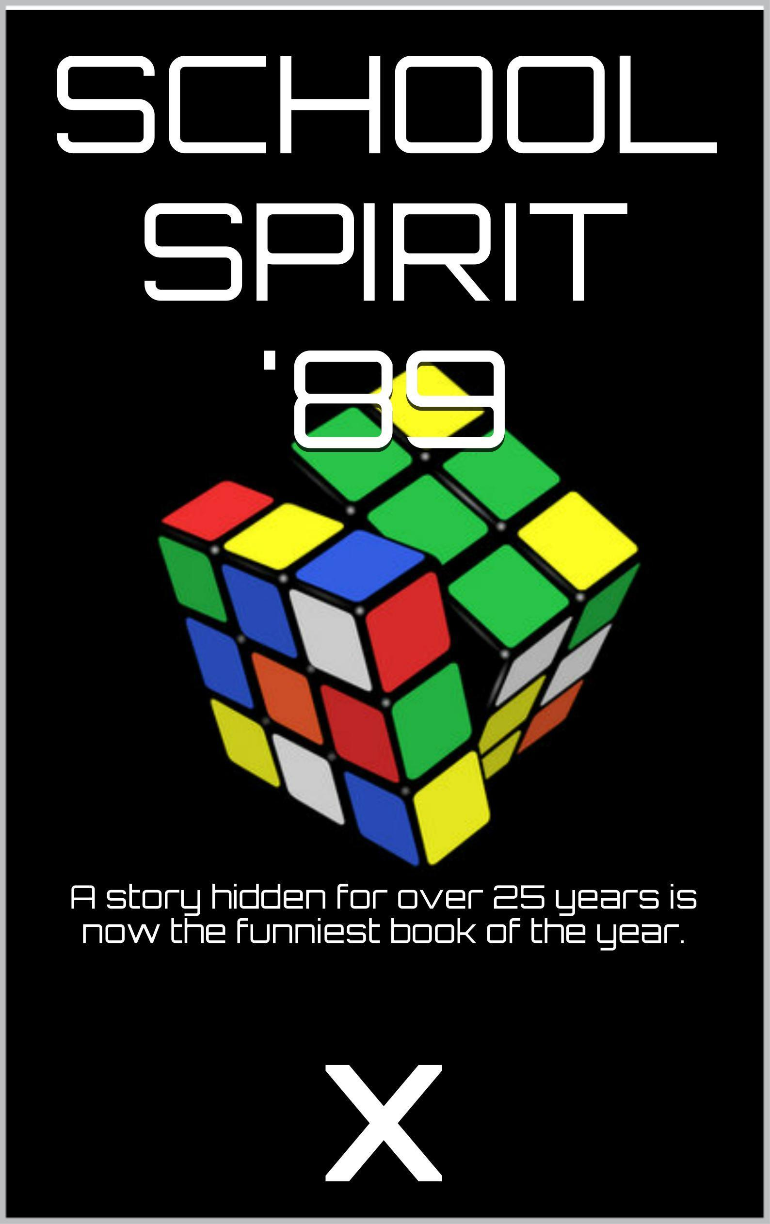 School Spirit 89  by  X