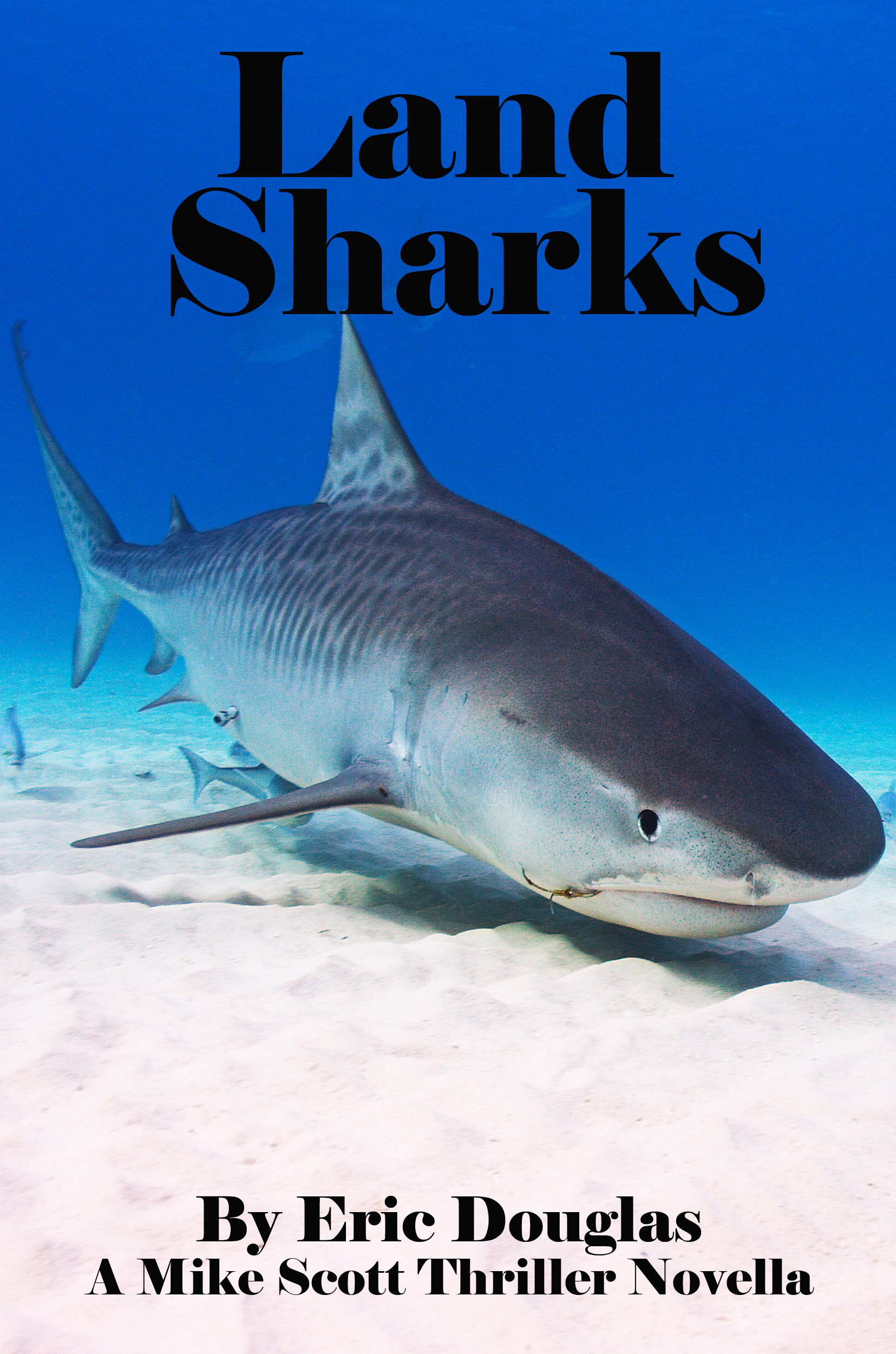Land Sharks  by  Eric Douglas