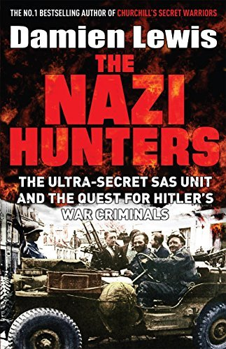 The Nazi Hunters Damien Lewis