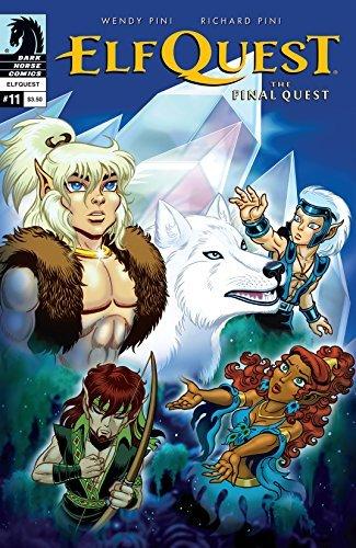 Elfquest: The Final Quest #11 Richard Pini