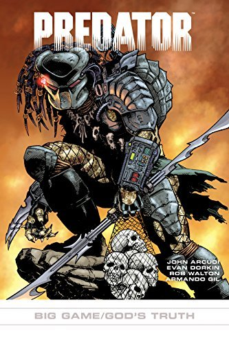Predator: Big Game/Gods Truth #7 (Predator Vol. 1) John Arcudi