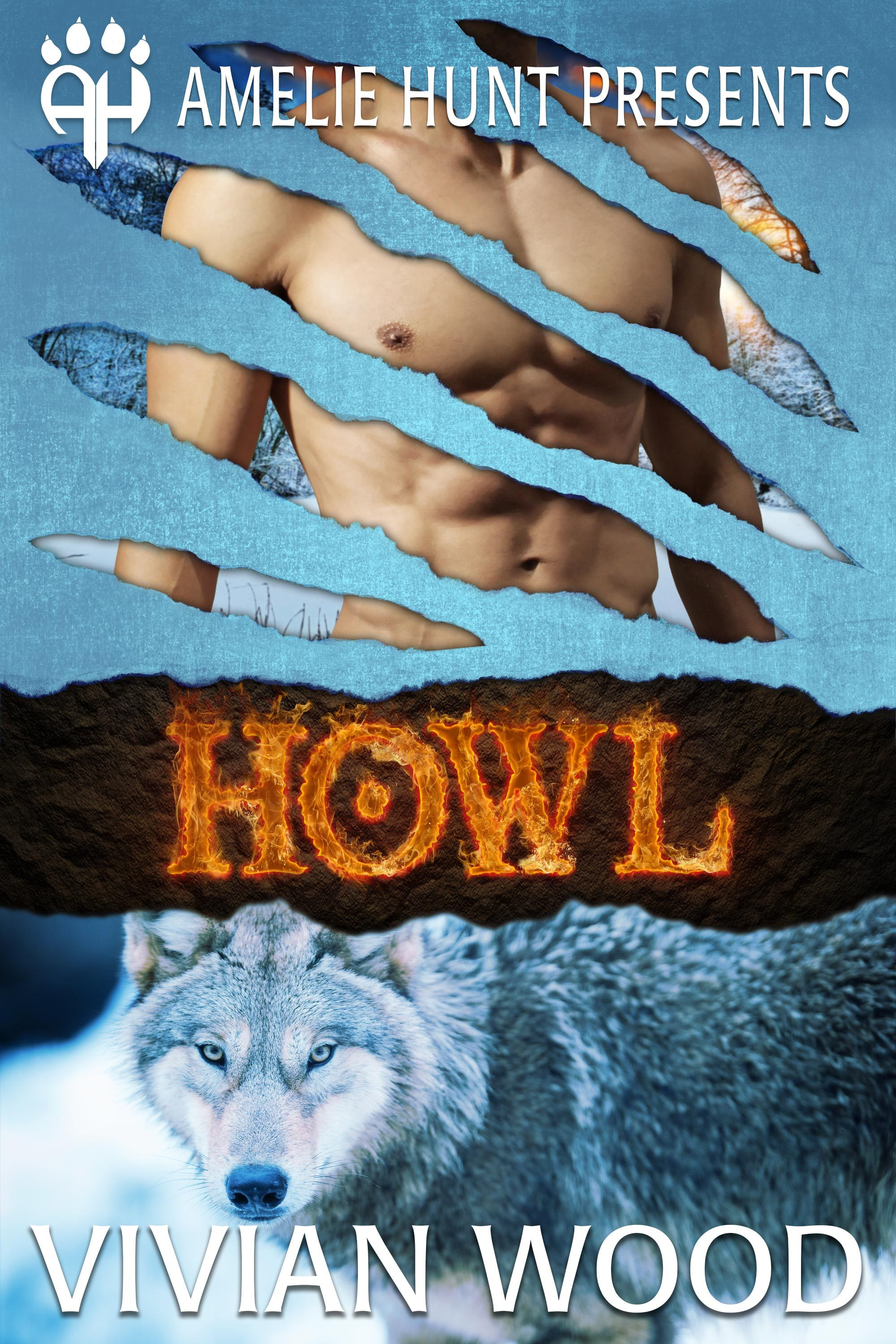Howl - Winter Pass Wolves Book One  by  Vivian Wood