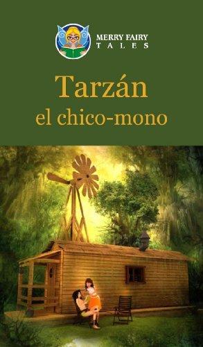 Tarzán el chico-mono  by  Elizabeth Winkowski