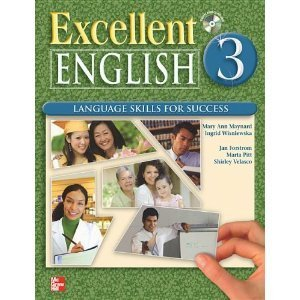 EXCELLENT ENGLISH 3 - LANGUAGE SKILLS FOR SUCCESS  by  FORSTROM, PITT, VELASCO MAYNARD
