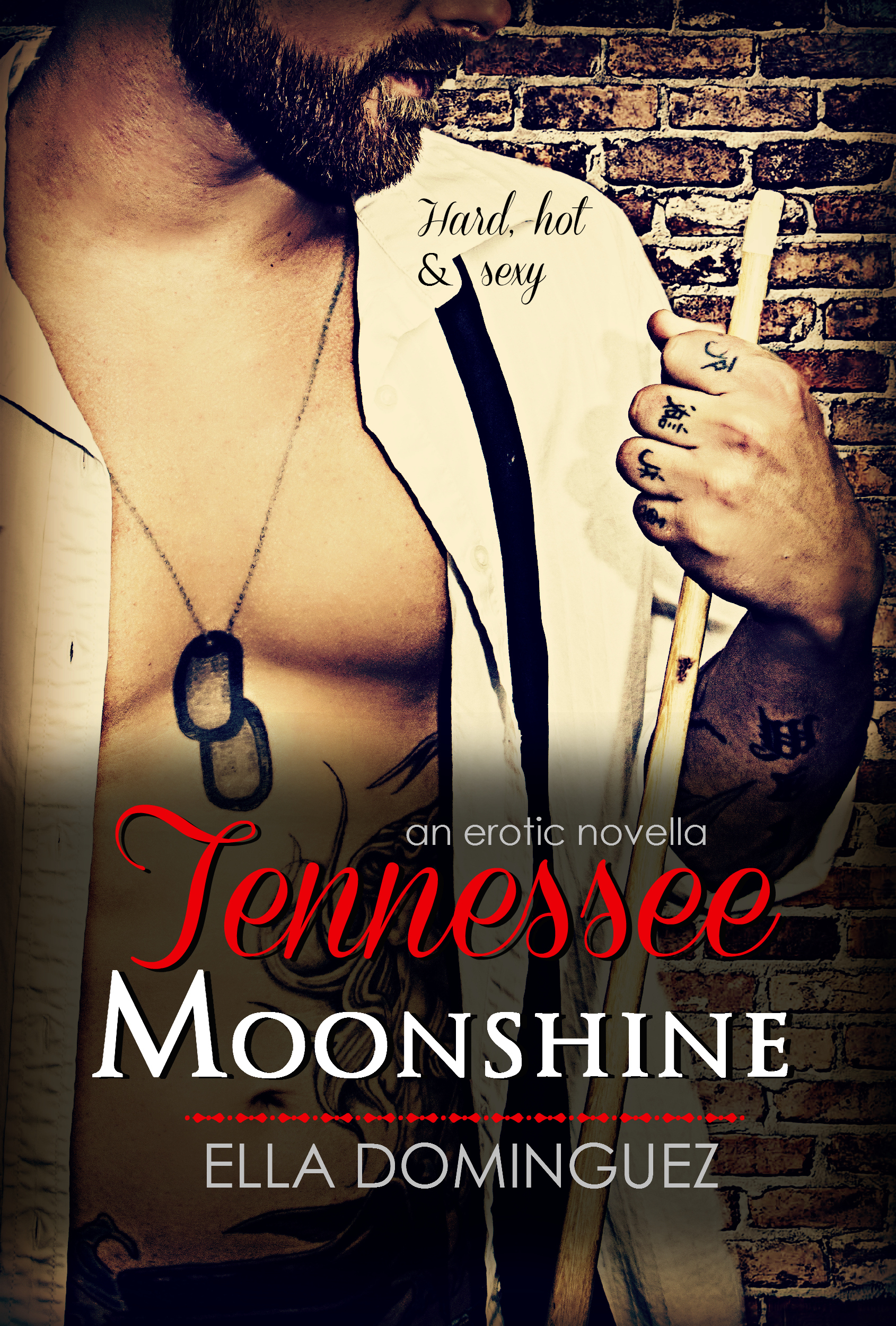 Tennessee Moonshine  by  Ella Dominguez