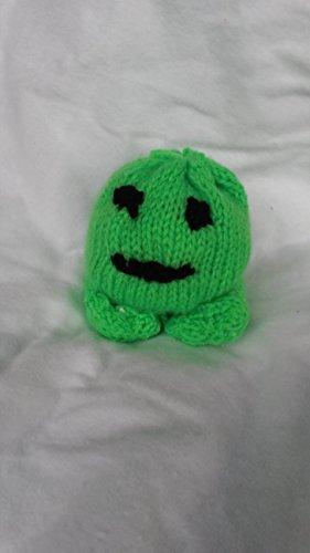 Strickanleitung Monsterball- Monsterkugel - auch für Anfänger: So leicht zu stricken! Kerstin Münchehofe