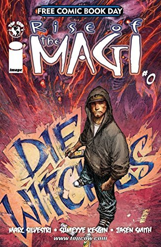 Rise of the Magi #0  by  Marc Silvestri