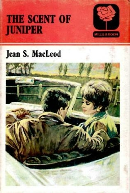 The Scent of Juniper  by  Jean S. MacLeod