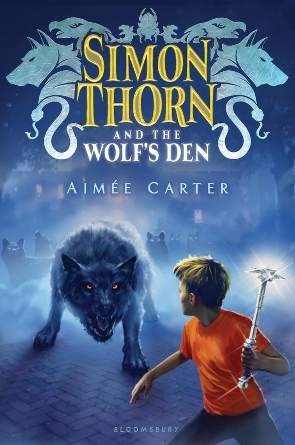 Simon Thorn and the Wolfs Den (Simon Thorn, #1) Aimee Carter