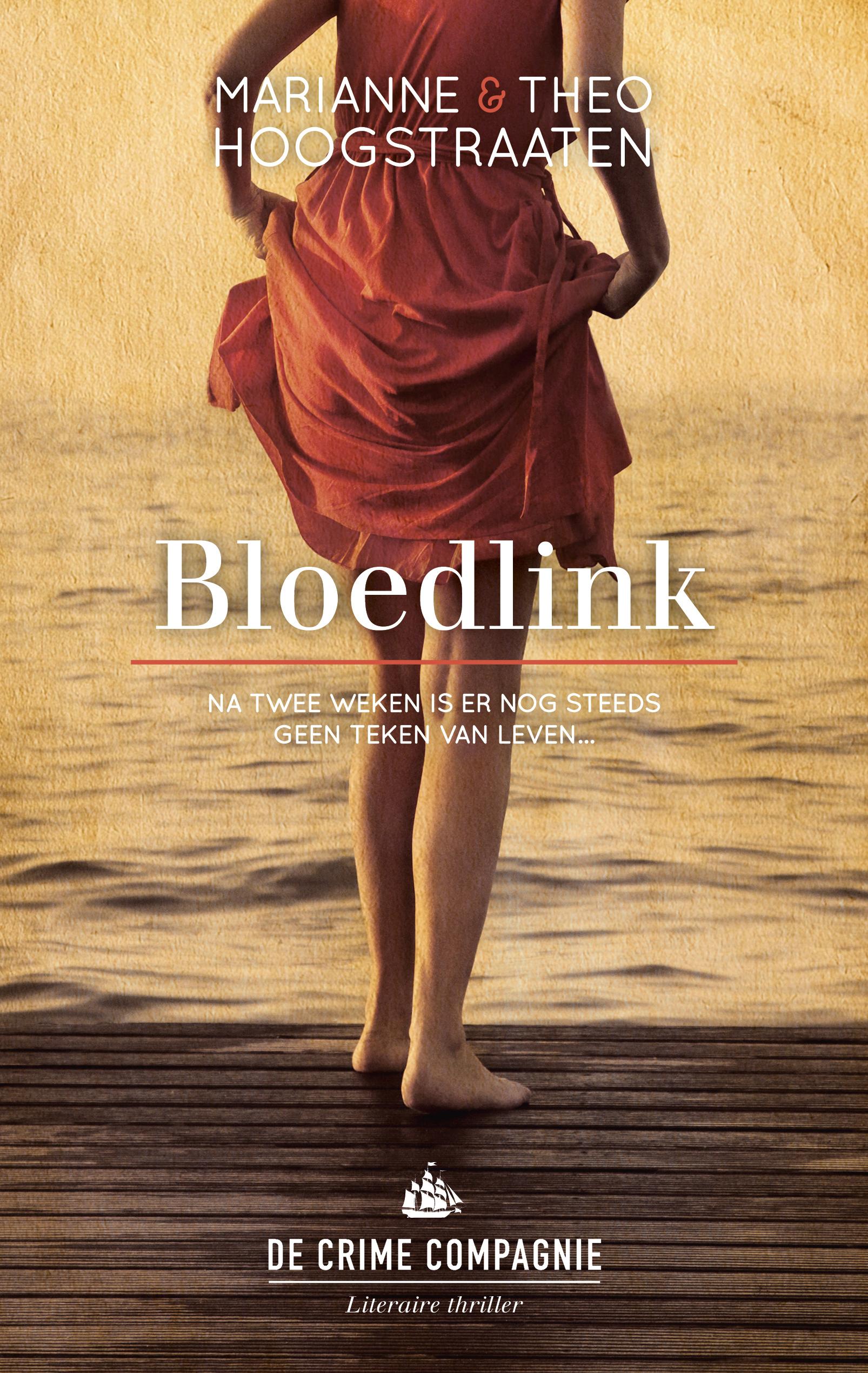 Bloedlink  by  Marianne Hoogstraaten