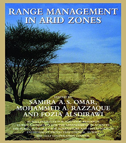 Range Management In Arid Zones OMAR