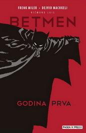 Betmen: Godina prva  by  Frank Miller
