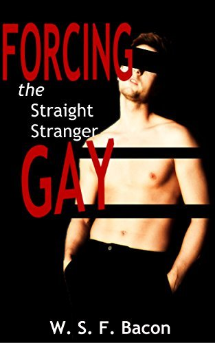 Forcing the Straight Stranger Gay: The First Two Books in the Hitchhiker Series: W. S. F. Bacon