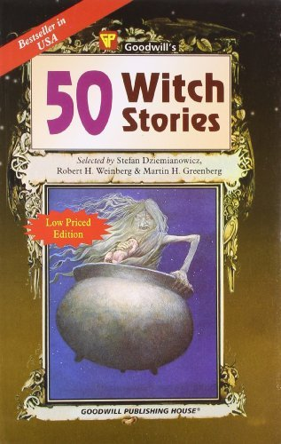 50 Witch Stories  by  Robert H. Weinberg