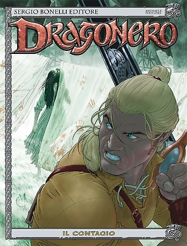 Dragonero n. 30: Il contagio  by  Luca Enoch