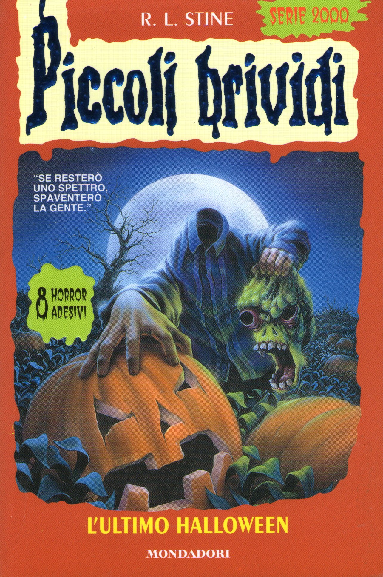Lultimo Halloween R.L. Stine