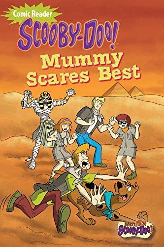 Scooby-Doo: Mummy Scares Best Lee Howard