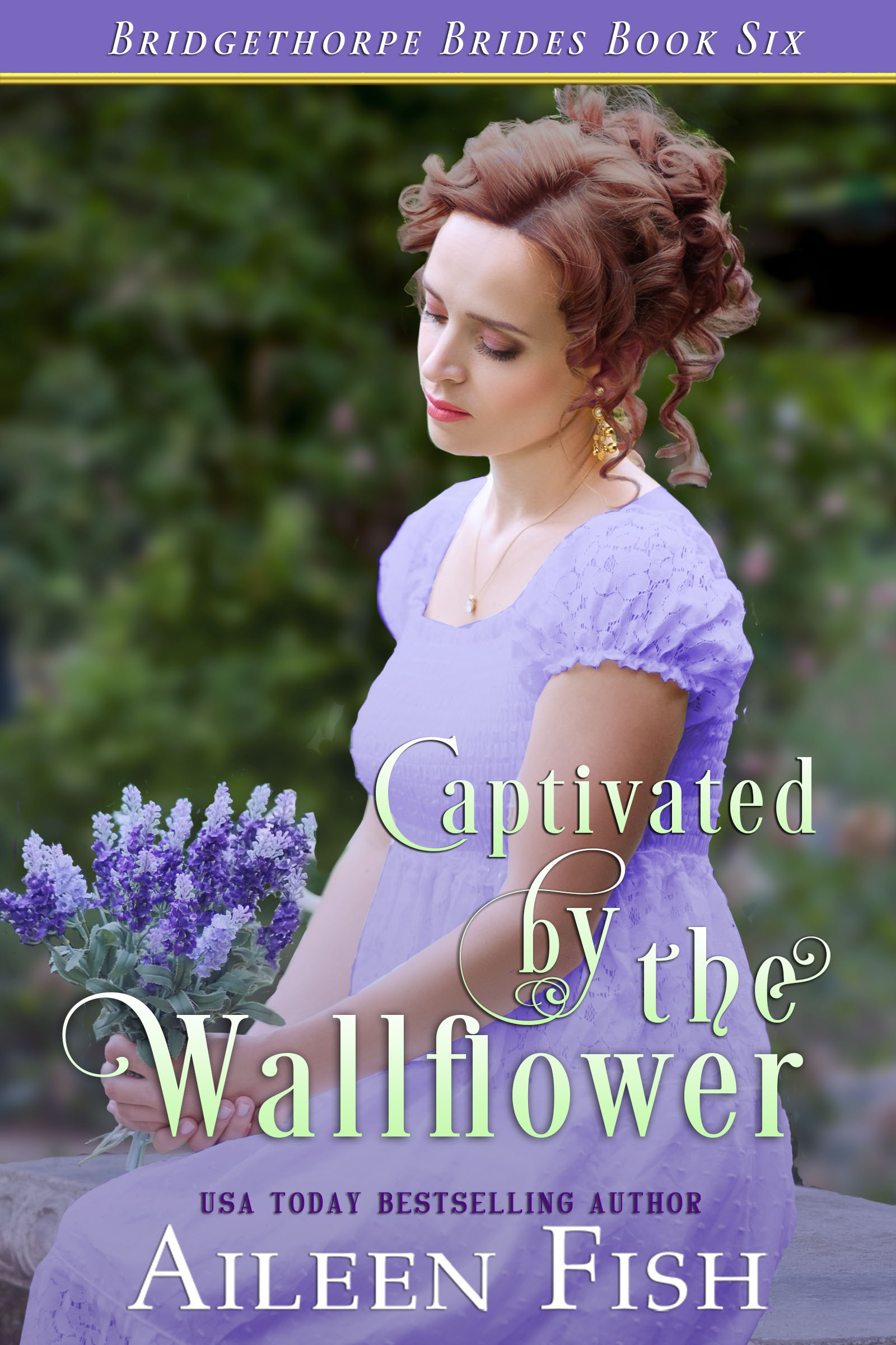 Captivated the Wallflower by Aileen Fish