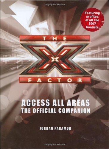 The X Factor: Access All Areas Jordan Paramor
