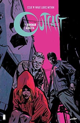 Outcast #9  by  Robert Kirkman