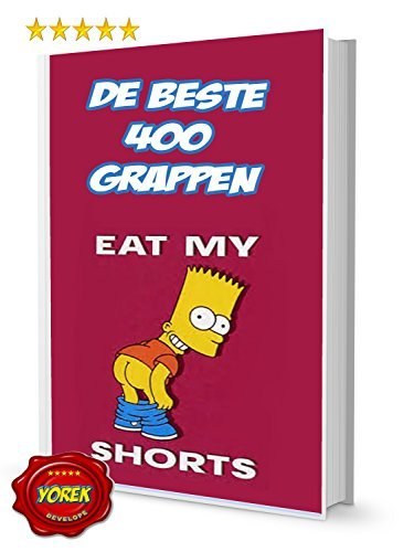 De beste 400 Grappen  by  Yorek Develope
