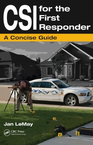 CSI for the First Responder: A Concise Guide Jan Lemay