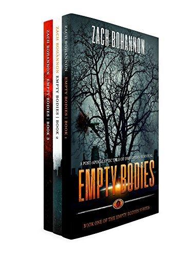 Empty Bodies Box Set (Empty Bodies #1-3) Zach Bohannon