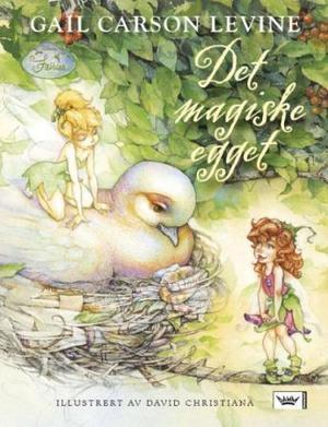 Det magiske egget  by  Gail Carson Levine