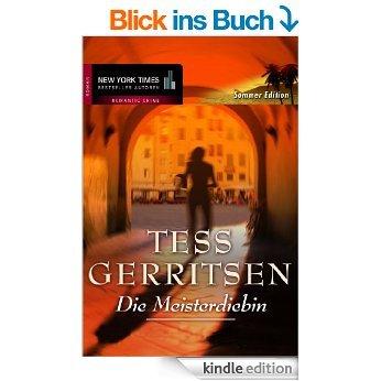 Die Meisterdiebin  by  Tess Gerritsen