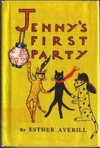 Jennys First Party  by  Esther Averill