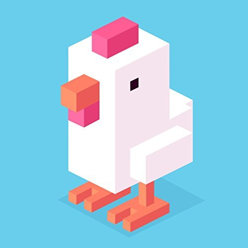 Crossy Road  by  Hipster Whalle