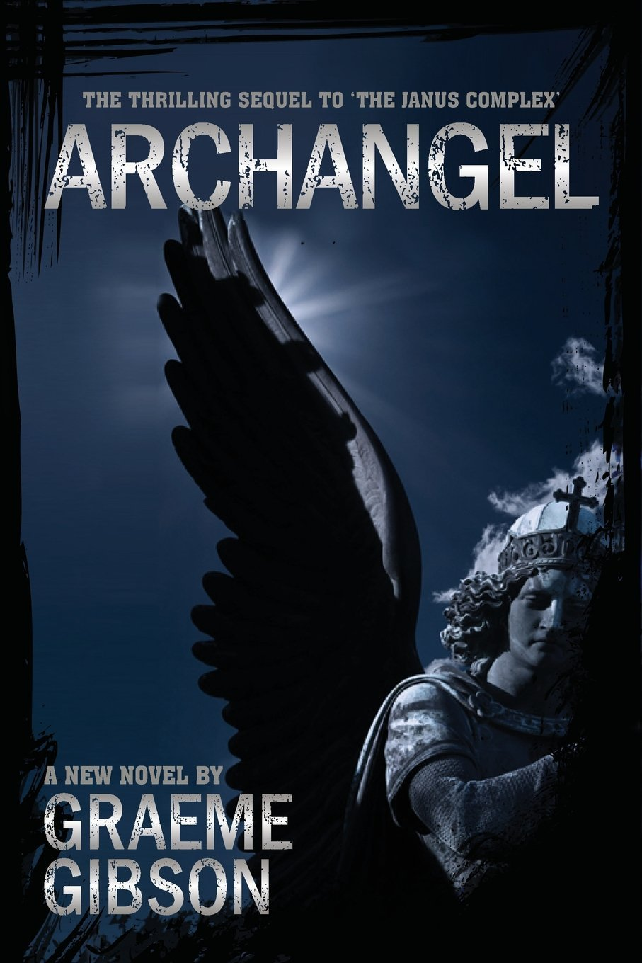 Archangel  by  Graeme   Gibson