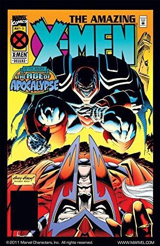 Amazing X-Men (1995) #3 Fabian Nicieza