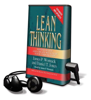 Lean Thinking Daniel T Jones