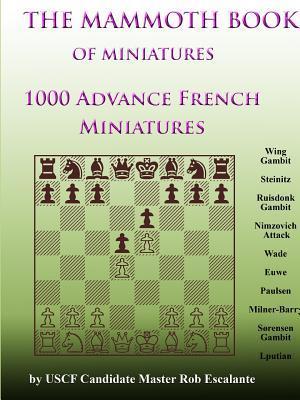 1000 Advance French Miniatures Rob Escalante