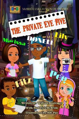 The Private Eye Five William Bontrager