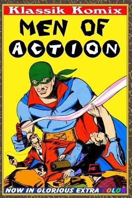 Klassik Komix: Men of Action Mini Komix