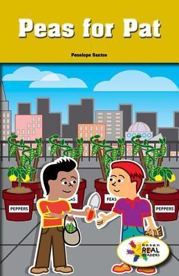 Peas for Pat Penelope Santos