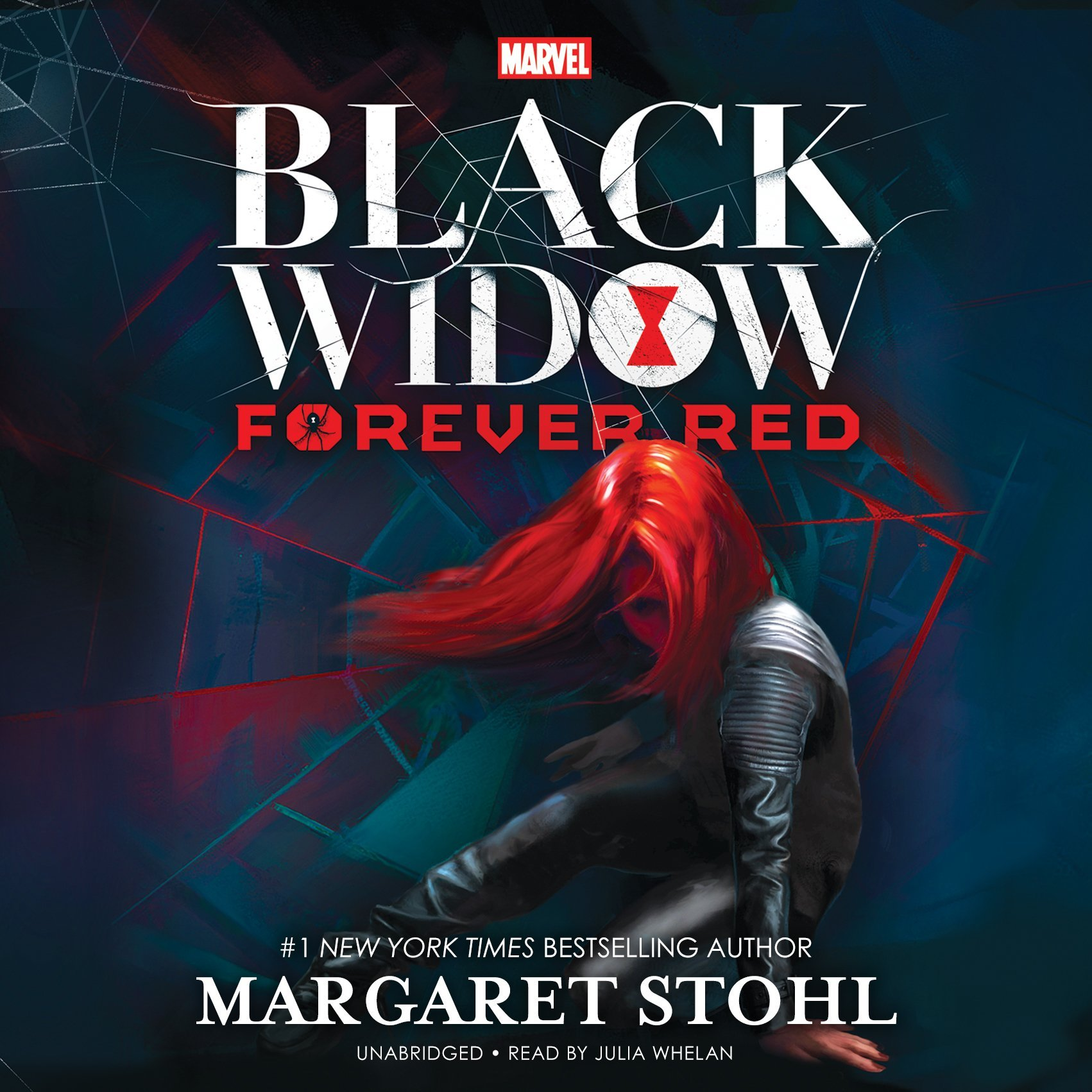 Marvels Black Widow: Forever Red Margaret Stohl
