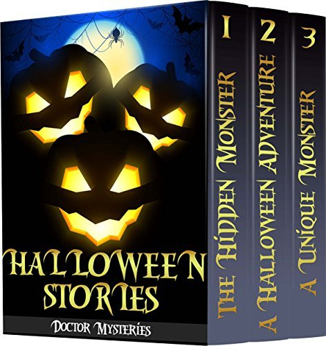 Halloween Mysteries for Kids: Halloween Stories:  by  Doctor Mysteries