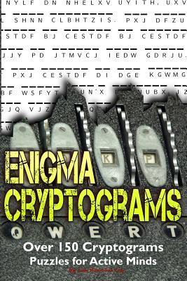 Enigma Cryptograms  by  Luke Maximilian Cray