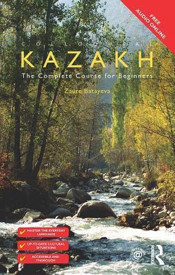Colloquial Kazakh  by  Zaure Batayeva