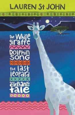 The White Giraffe 4 eBook Collection Lauren St. John