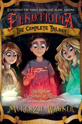 Benotripia: The Complete Trilogy  by  McKenzie Wagner