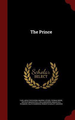 The Prince  by  Carl Adolf Buchheim