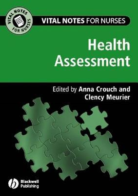 Health Assessment Anna T Crouch