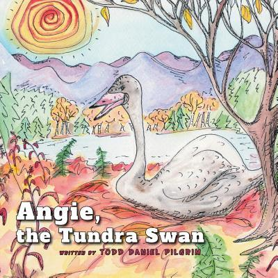 Angie, the Tundra Swan  by  Todd Daniel Pilgrim