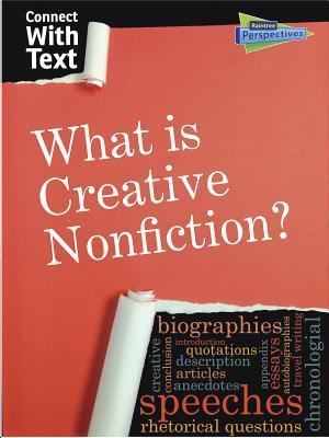 What Is Creative Nonfiction? Charlotte Guillain